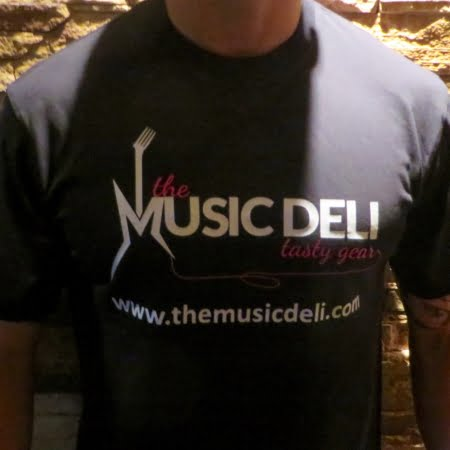 music deli t-shirt