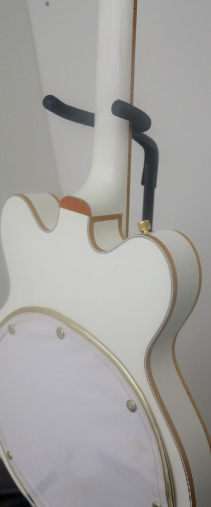 gretsch white falcon headstock back angle