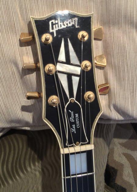 Les Paul Custom14