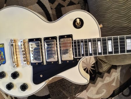 Les Paul Custom18